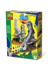 SES Creative Casting & Painting T-rex