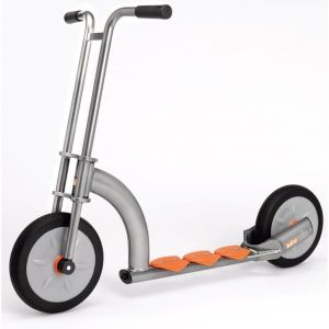 Italtrike Aluscooter Solid Wheels